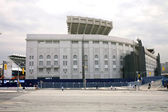 Remains Old Yankee Stadium — Stockfoto