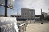 Old Yankee Stadium — Stock Photo