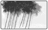竹の茎の背景. — ストックベクタ