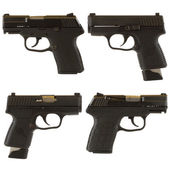 Handguns — Stock Photo