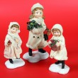 Nativity figurines 1 — Stok Fotoğraf #12535669