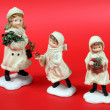 Nativity figurines 3 — Stok Fotoğraf #12536428