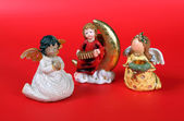 Nativity figurines 2 — Stock Photo