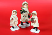 Nativity figurines 1 — Stock Photo