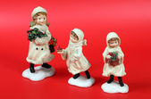 Nativity figurines 3 — Stock Photo