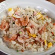 Постер, плакат: Rice with seafood