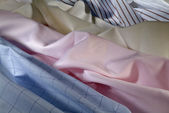 Assortment fabric — Stock Photo