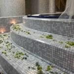 Hydro massage bathtub steps — Stock Photo #32852357