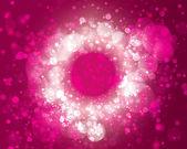 Retro kleurrijke explosie — Vector de stock