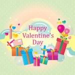 Happy Valentine's Day — Stock Vector #22431909