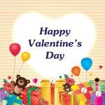 Happy Valentine's Day — Stock Vector #22431941