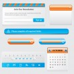 Web design — Stock Vector