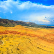 Painted Hills — Stock Photo