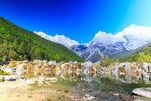 Lijiang: Jade Dragon Snow Mountain — Stock fotografie