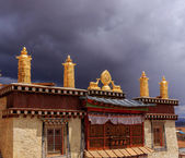 Ganden Sumtseling Monastery — Stock Photo
