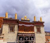 Ganden Sumtseling Monastery — Stock Photo