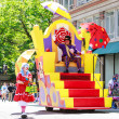 Portland Grand Floral Parade 2014 — Stock Photo #49140589