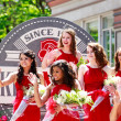 Portland Grand Floral Parade 2014 — Stock Photo #49140627
