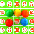 Bingo Game Card — Stock Photo #12095885