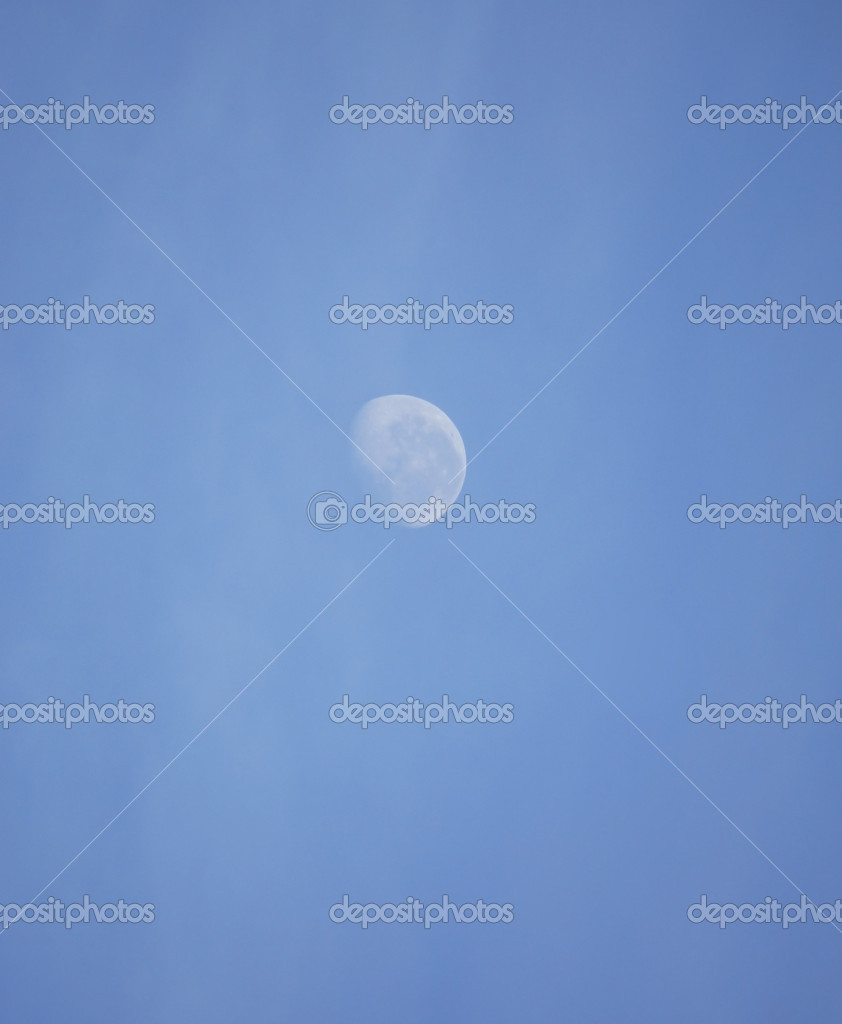 The Moon — Stock Photo #18344843
