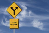 Career Path — Stock Photo