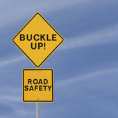 Buckle Up! — Stock Photo