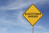 Elections Ahead — Stock Photo