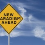 New Paradigm Ahead — Stock Photo