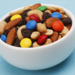 Trail mix macro — Stockfoto #14099384