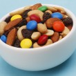 Royalty-Free Stock Photo: Trail Mix Macro