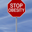 Stop Obesity — Stock Photo #30951339