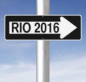 Rio 2016 — Stock Photo