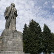 The biggest monument to Lenin — Stock Photo
