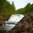 Kivach Falls, Karelia — Stock Photo #40800165