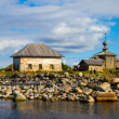 Stock Photo: Andrew First-Called's church, Big Zayatsky island, Solovki
