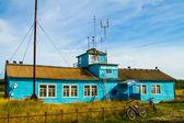 Solovki 島、空港 — ストック写真