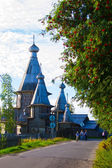 Karelia, Kem, Cathedral of the Assumption of the Blessed Virgin — Stock Photo