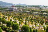Thailand, Nong Nooch Tropical Garden — Foto de Stock