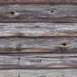 Royalty-Free Stock Photo: Wooden logs wall of rural house