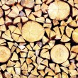 Fire wood background texture — Stock Photo #30203905