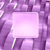 Light violet wave abstract cool surface background illustration — Stock Photo