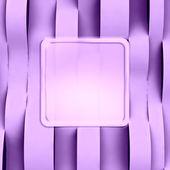 Vertikale lila lichtwelle kühlen oberfläche abstrakt abbildung — Stockfoto