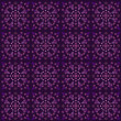 Vecteur: Ornamental purple lighted pattern grid motive