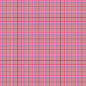 Classical pink fabric square type pattern — Stock Photo