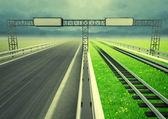 Su opción de transporte más ecológico — Foto de Stock