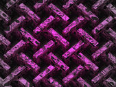 Violet abstract diagonal structure pattern — Stock Photo