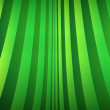 Stock Vector: Green symmetric striped curtain layout vector