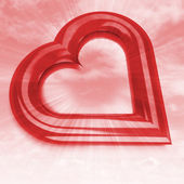 Shaped heart — Foto de Stock