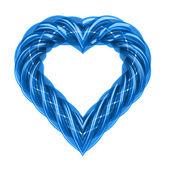 Shaped heart — Stock Photo