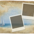 Memory frames illustration - Stockfoto